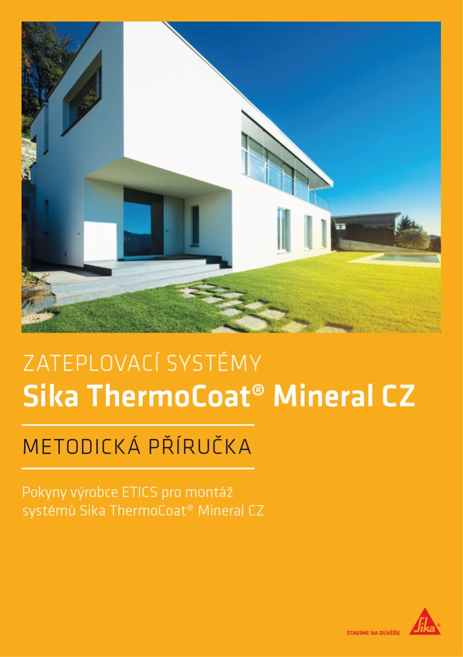 Sika ThermoCoat® Mineral CZ